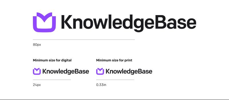 KnowledgeBase sizing