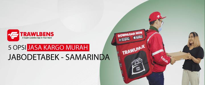 5 Layanan Ekspedisi dan Kargo Rute Jakarta - Samarinda