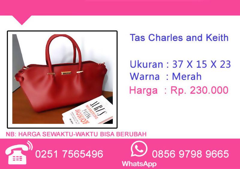jual tas wanita charles online terbaru