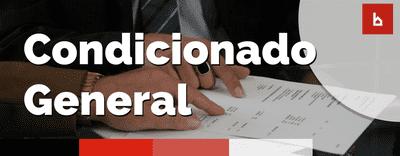Condicionado general en las pólizas de seguros de comunidades