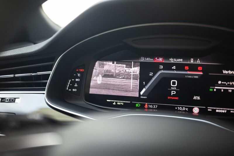 Audi SQ8 4.0 TDI Quattro *S-Sportstoelen / Pano / B&O / HUD / ACC / Nachtzicht* afbeelding 3