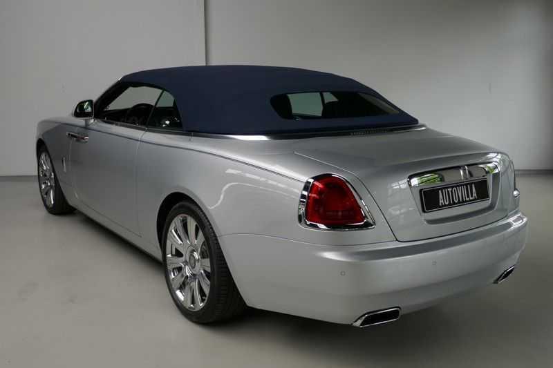 Rolls-Royce Dawn 6.6 V12 Teakdeck afbeelding 15