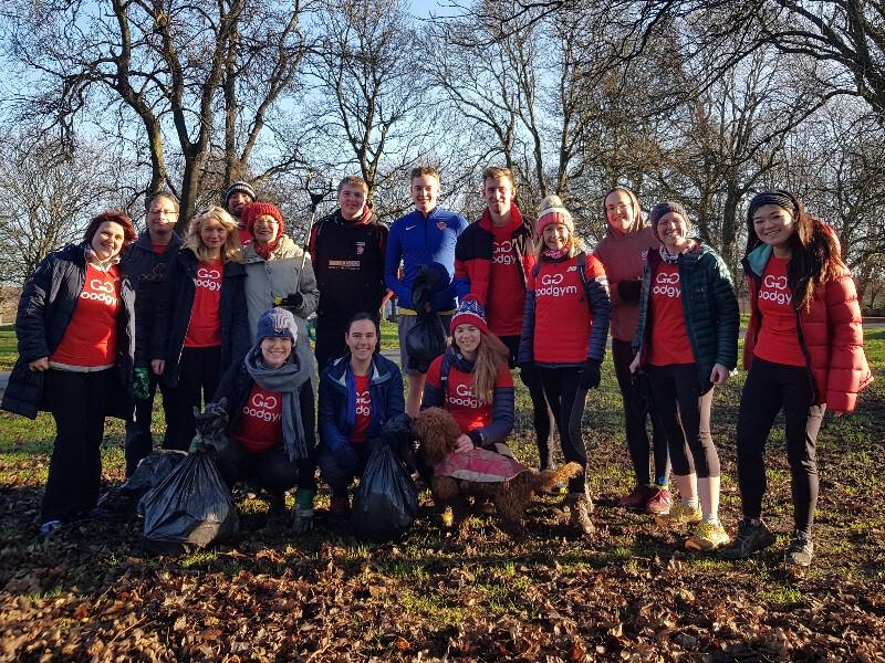 GoodGym Leeds Participants