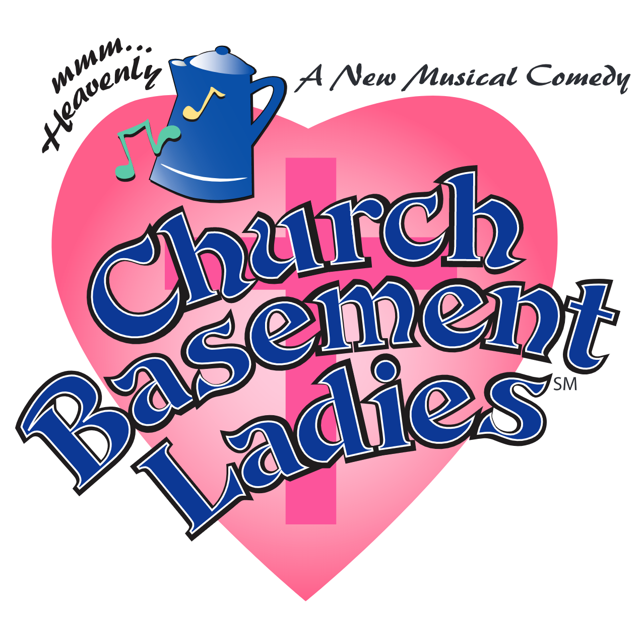 Show Logo for Church Basement Ladies
