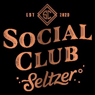 Social Club Seltzer logo