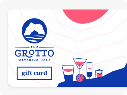 The Grotto Business Cards