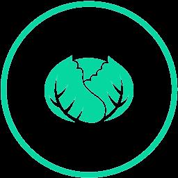 Sličica kupusa koja simbolizira boolab kozmetiku kao sigurnu za vegeterijance i vegane.