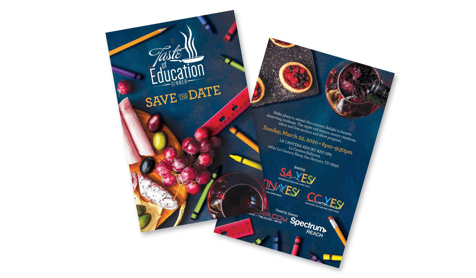SA YES Event Invitation