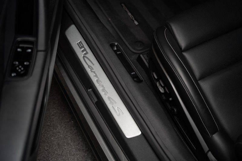 Porsche 911 992 4S Coupe Sport Design Pakket PDCC Ventilatie Pano ACC Surround Camera Achteras besturing 992 Carrera 4 S Vol afbeelding 20