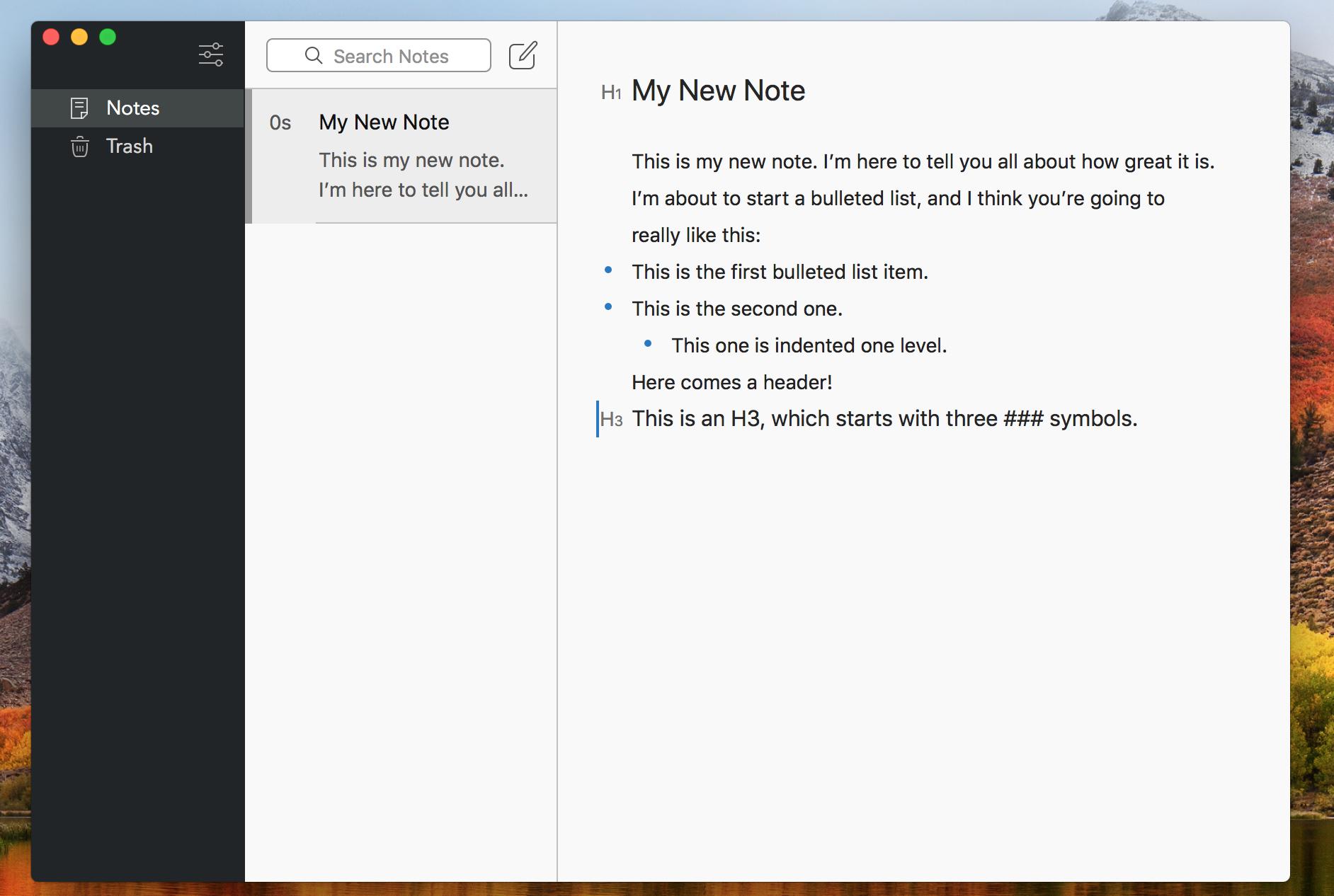 Bear Notes 2