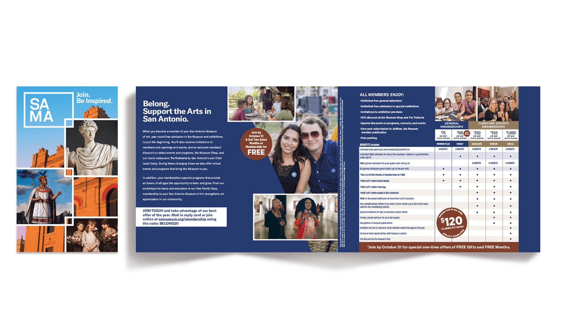 SAMA Membership Brochure