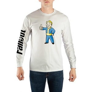 Fallout Long Sleeve Tee Shirt