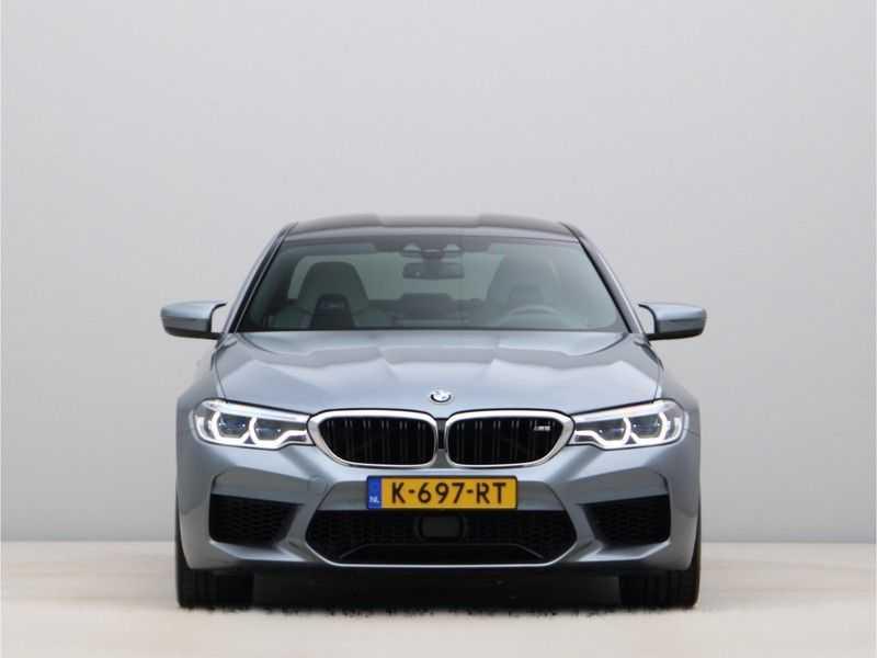 BMW M5 Sedan afbeelding 3