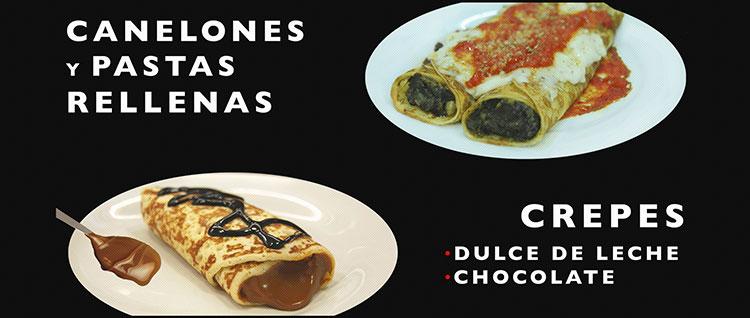 Pasta y Crepes KPRICHOS ARGENTINOS