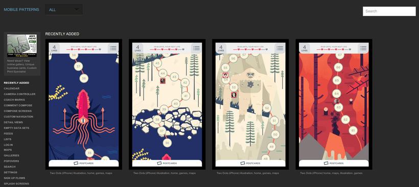 Mobile Patterns