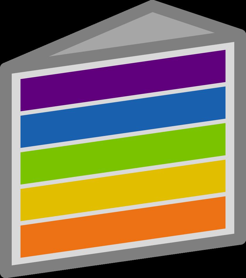 RainbowCake logo