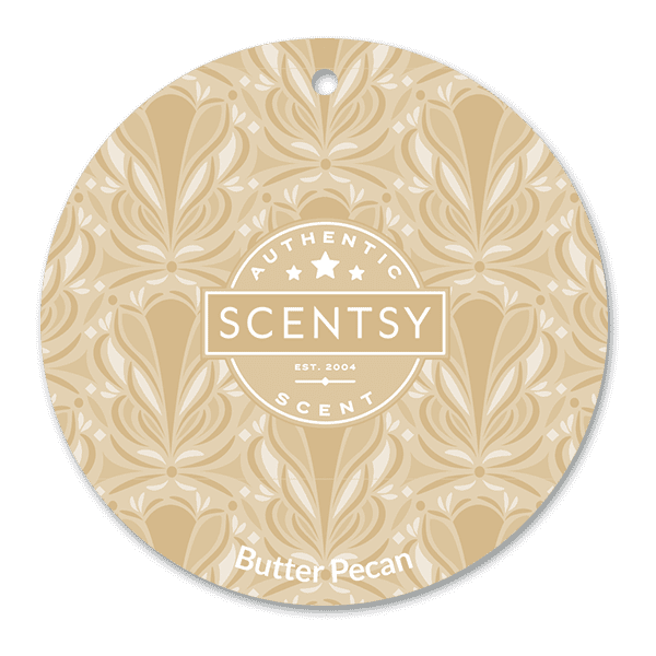 Butter Pecan Scent Circle