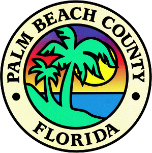logo of County of Palm Beach