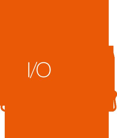 WebdriverIO Robot Logo