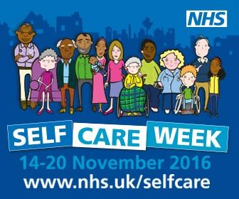 National Self Care Week logo