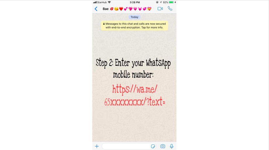 How to get your partner to send you a lovey-dovey text this Valentine's Day