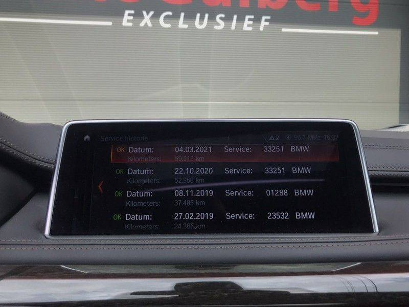 BMW X6 M50D VERKOCHT 381PK, M-Sport, ACC, Dak, Harman/Kardon, Keyless, Lane Assist, Camera, Standkachel, Trekhaak, LMV'20 afbeelding 20