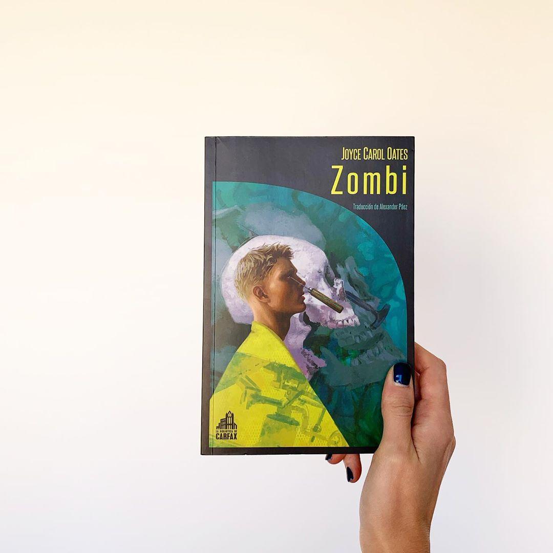 "Imagen de Reseña de ""Zombi"", de Joyce Carol Oates"