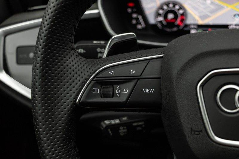 "Audi RSQ3 Sportback 2.5 TFSI 400pk Quattro Panoramadak BlackOptic B&O ValconaLeder+Memory Matrix Navi/MMI DriveSelect Keyless Trekhaak Camera 21"" Pdc afbeelding 21"