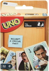 The Office Uno Cards