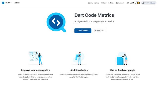 Dart Code Metrics