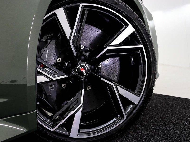 Audi A6 Avant RS 6 TFSI 600 pk quattro | 25 jaar RS Package | Dynamic + pakket | Keramische Remschijven | Audi Exclusive Lak | Carbon | Pano.dak | Assistentie pakket Tour & City | 360 Camera | afbeelding 23
