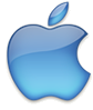Apple ' Aqua' logo