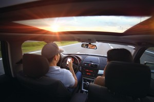 DISTRACTED DRIVING ACCIDENT LAWYER PHILLY