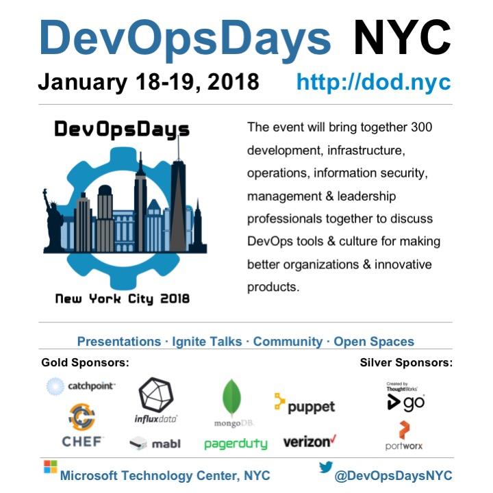 DevOpsDays NYC 2018 eCard