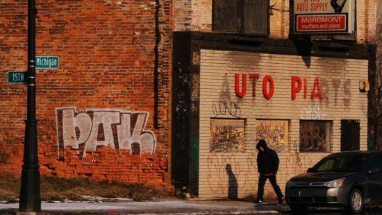 Imagen del documental Detropia, dirigido por Heidi Ewing y Rachel Grady