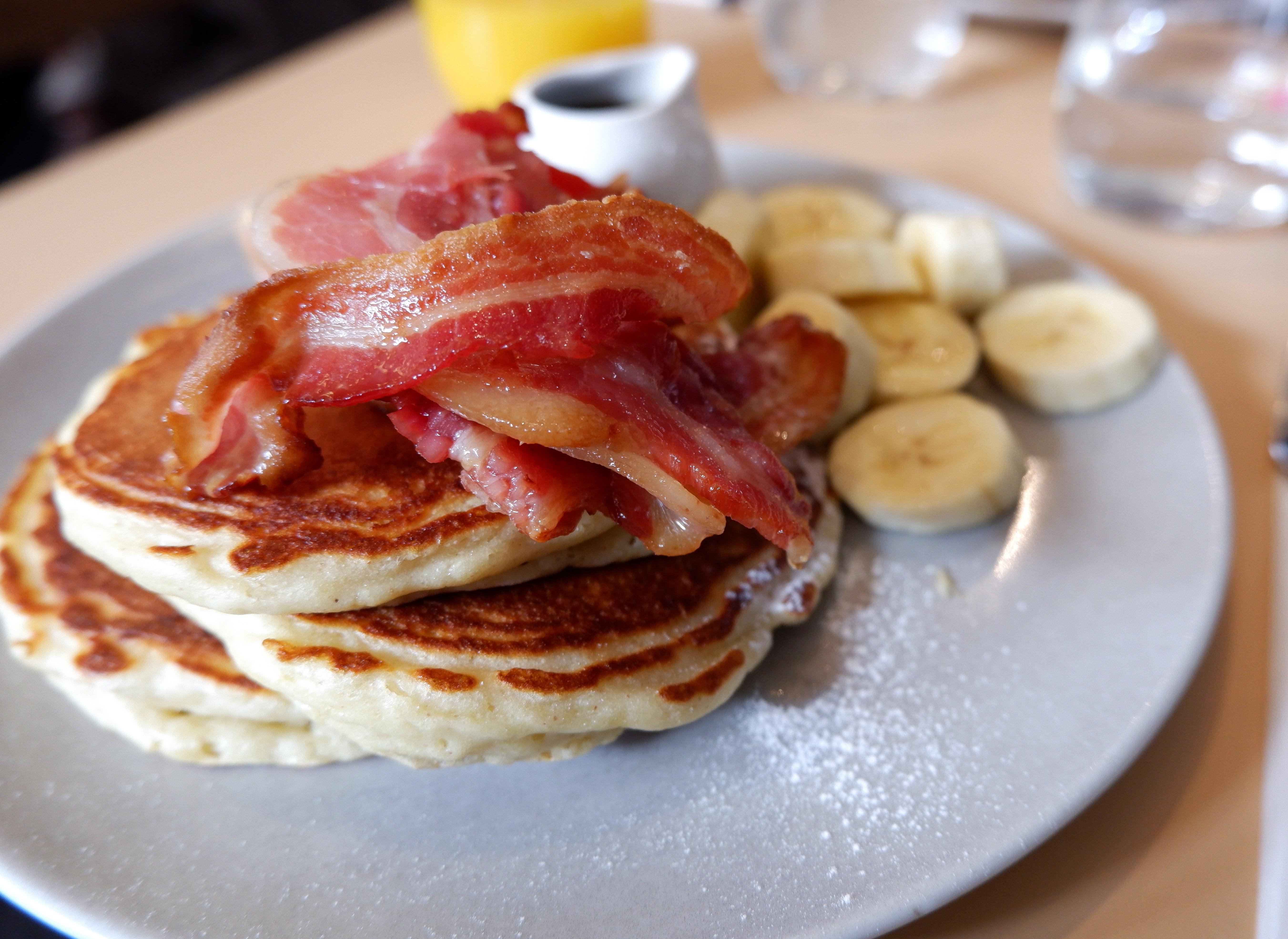 American Pancakes bij Where The Pancakes Are