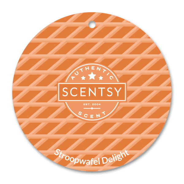 Stroopwafel Delight Scent Circle