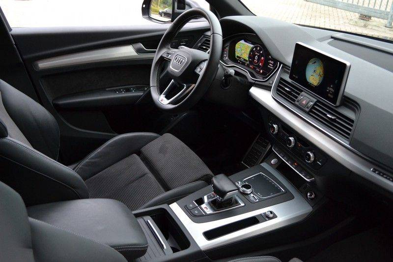 Audi SQ5 3.0 BiTDI 347pk quattro Trekh ACC HUD m-LED Topview Black-Opt afbeelding 3