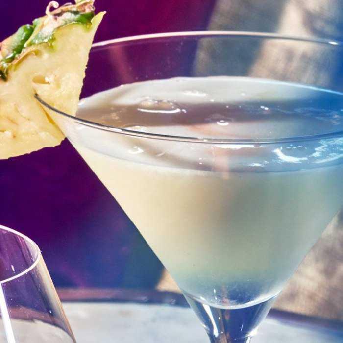 New York Lemonade Cocktail