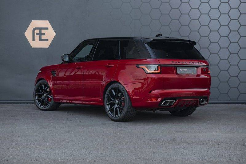 Land Rover Range Rover Sport SVR afbeelding 3