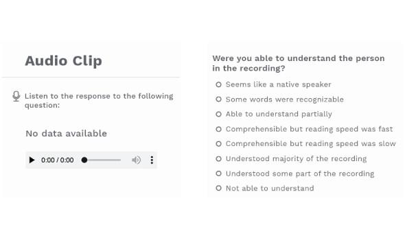 Audio Categorization