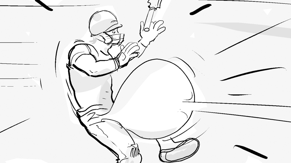 Toyota ECB Sponsorship airbag storyboard 04