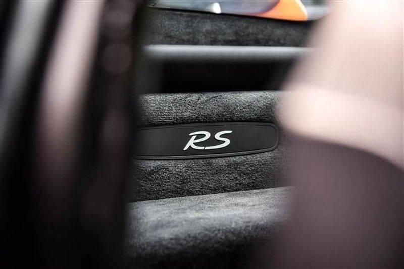 Porsche 911 GT3 RS CARBON SCHAALSTOELEN+ROLKOOI afbeelding 12