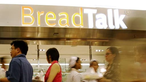 BreadTalk boss goes hands on overseas