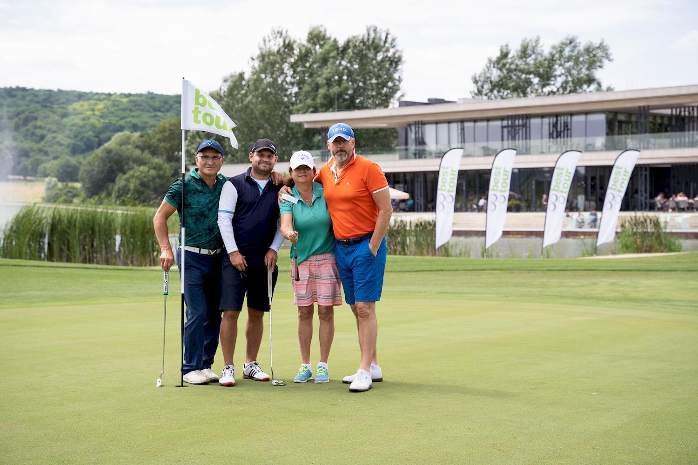 Športový golfový turnaj, teambuilding