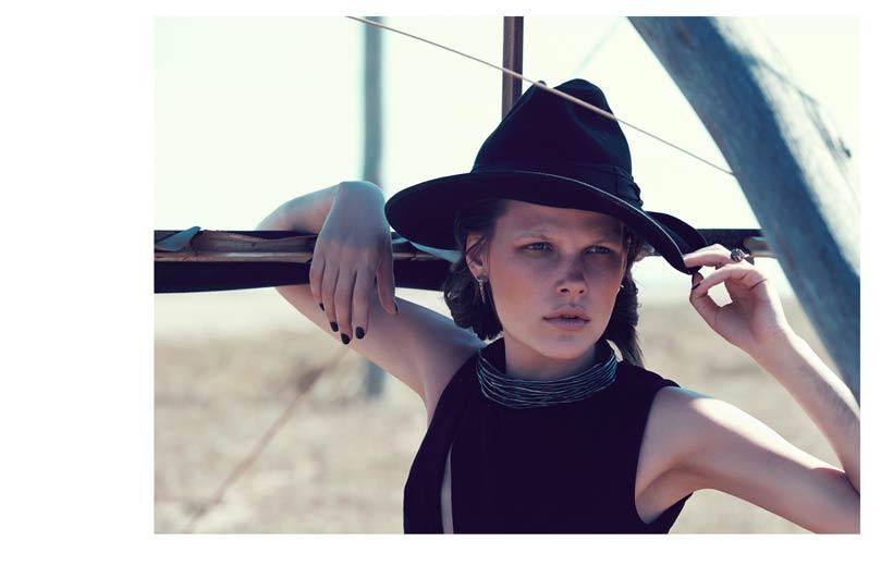 Elisabetta Cavatorta Stylist - Sven Baezinger - Bolero