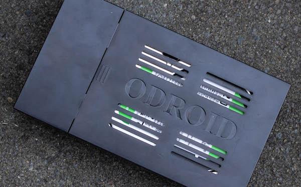 Building a budget home server with the ODROID HC2! – Jordan
