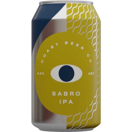 Sabro IPA - Single Hop Series by Coast Beer Co