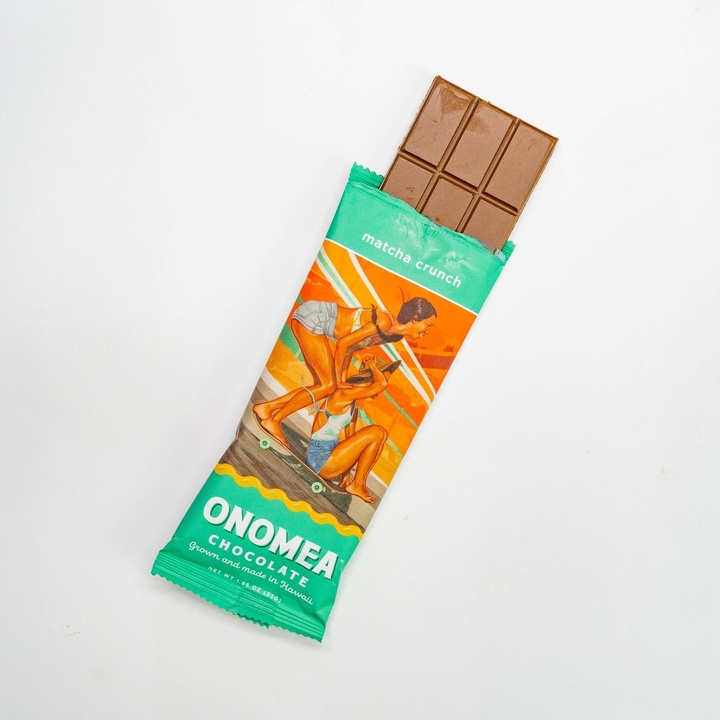 Matcha Crunch