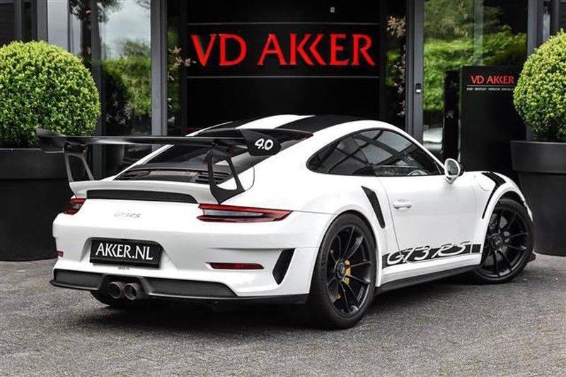 Porsche 911 GT3 RS PCCB+SPORTCHRONO+AKRAPOVIC+CAMERA afbeelding 2